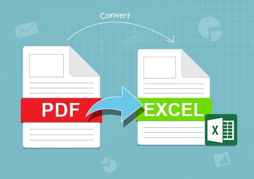 Pdf To Excel App Lets You To Convert Pdf On Your