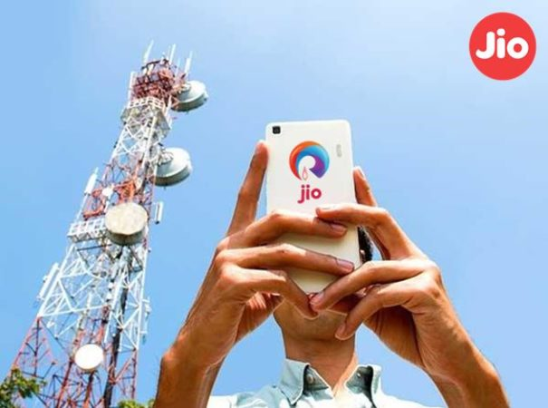 Reliance Jio tower installation process