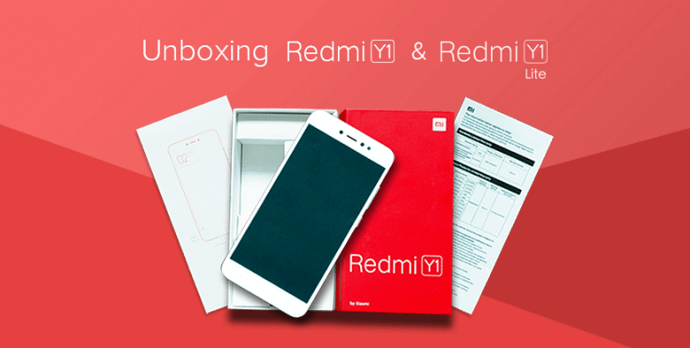 Redmi Y1 and Y1 Lite difference