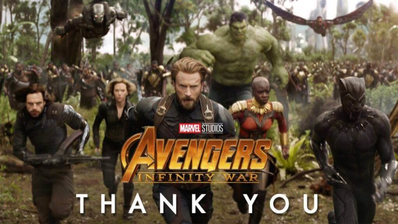 Avengers: Infinity War trailer has become most viewed ...