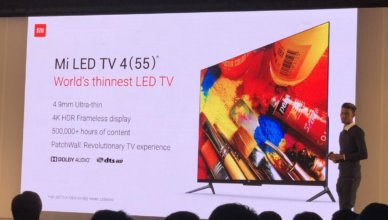 Mi TV 4 Launch