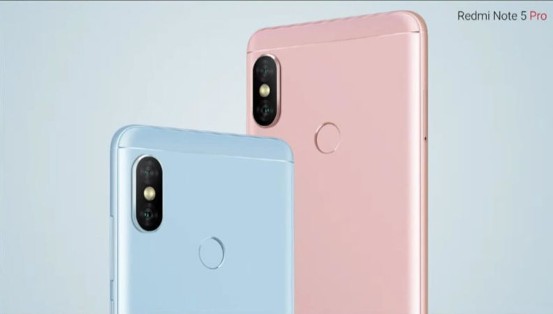Xiaomi Redmi Note 5 Pro All Color Variants Coming In Next Sale But