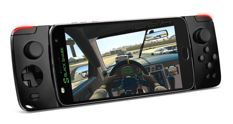 Black Shark Gaming Phone leaked, to be equipped with ...